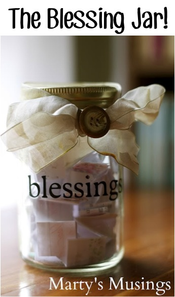 The Blessing Jar