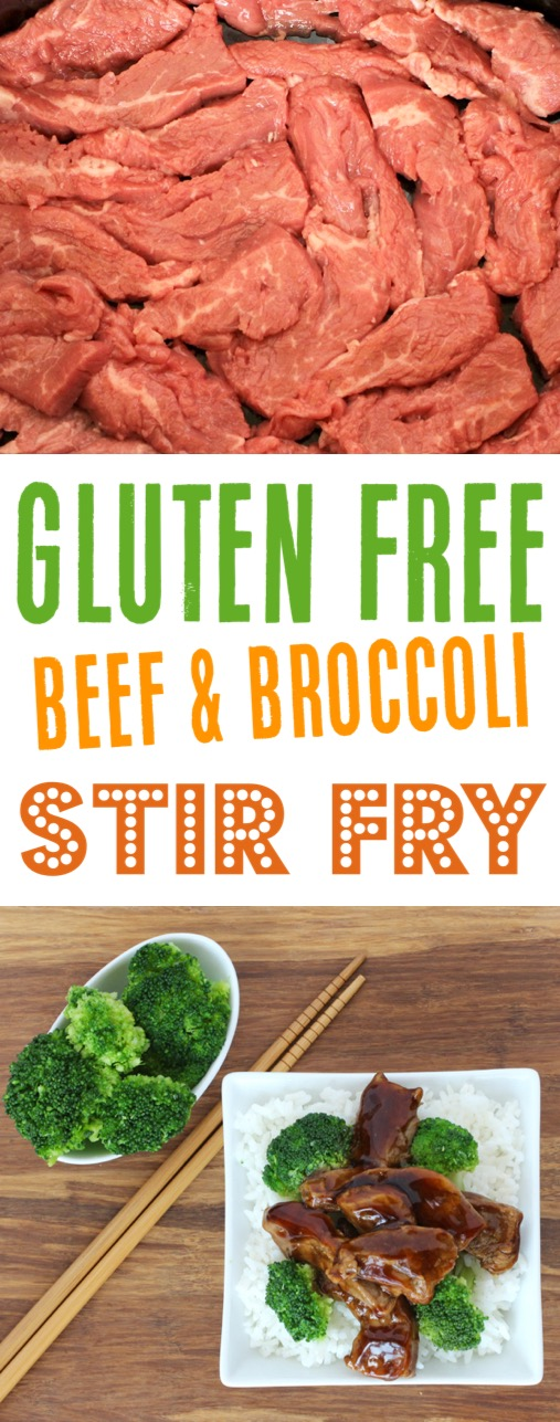 Beef and Broccoli Stir Fry Easy Healthy Gluten Free Dinner Recipes