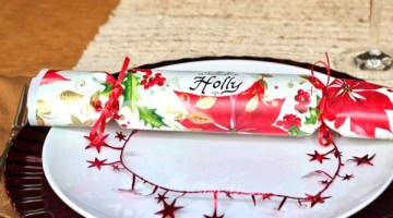 DIY Christmas Crackers UK