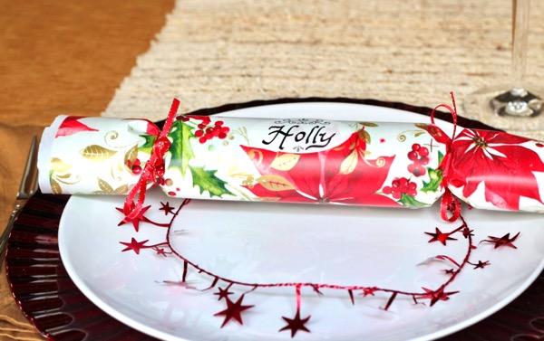 DIY Christmas Crackers UK
