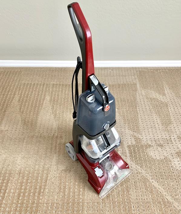 Home Carpet Steam Cleaner