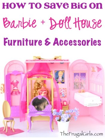 How To Save Money On Baby Doll Accessories Barbies Baby Alive American Girl And More The Frugal Girls