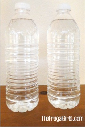 Party Water Bottles - at TheFrugalGirls.com