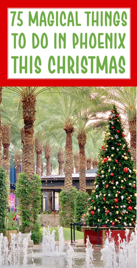 Phoenix Arizona Things to Do in Winter with Kids or Friends