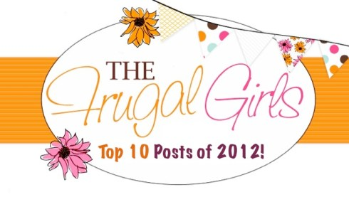 Top 10 Most Popular Posts in 2012