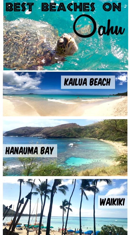 Best Beaches in Hawaii on Oahu