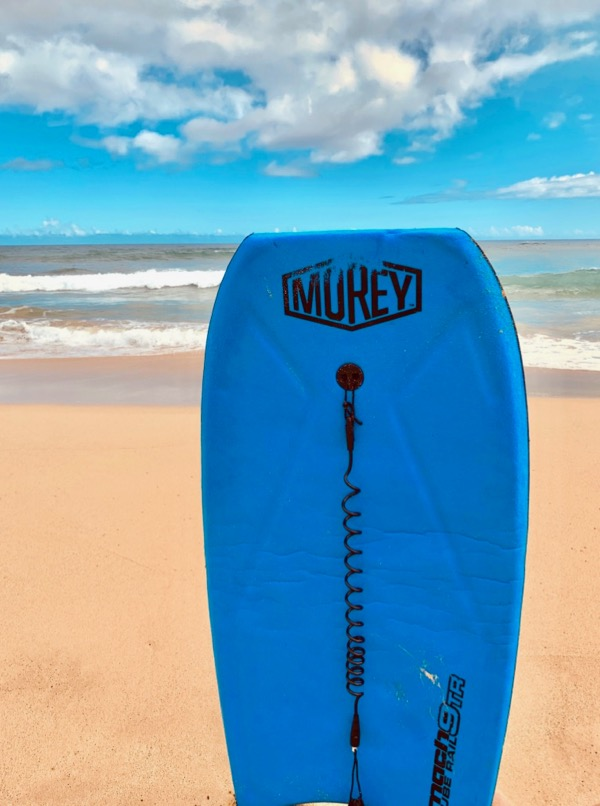 Best Boogie Boarding Beaches in Kauai