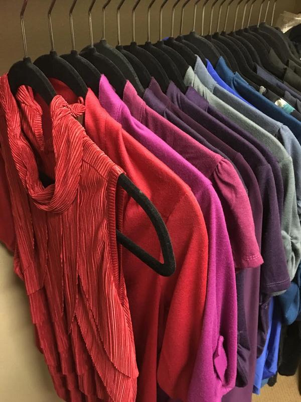 Closet Clothing