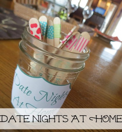 10 Fun Date Nights at Home Ideas