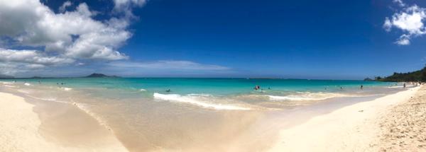 Kailua Beach Snorkeling