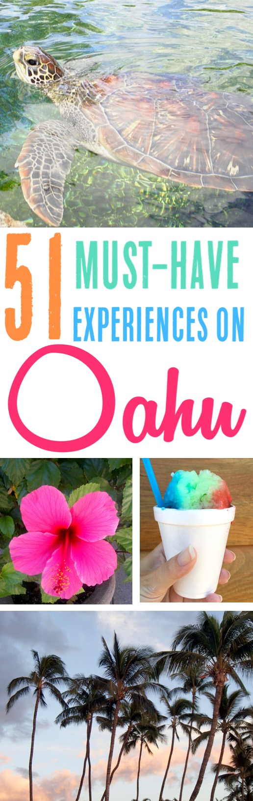 Oahu Hawaii Activities, Secrets and Best Things to Do in Oahu