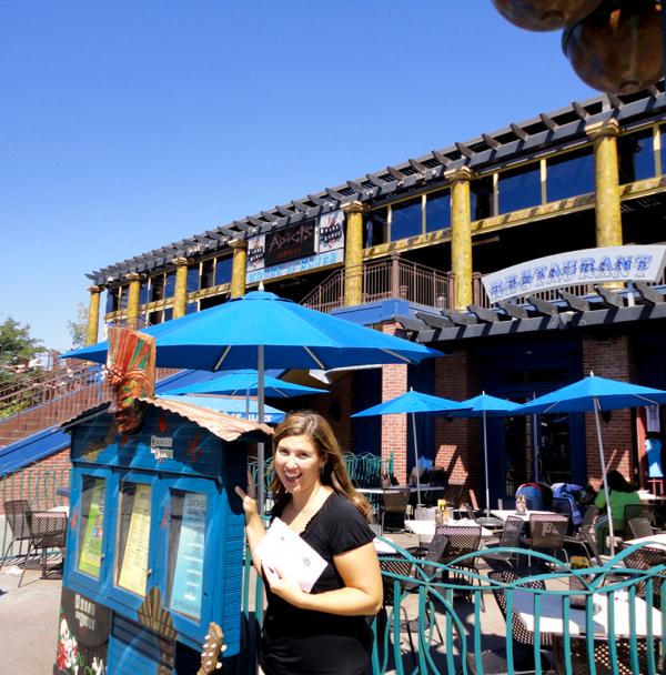 Downtown Disney Restaurants