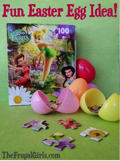 Easter Egg Filling Idea