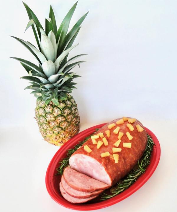 Easy Crockpot Ham Recipe Pineapple Brown Sugar