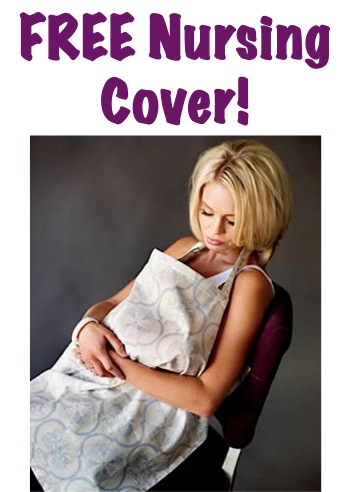 FREE Nursing Covers at TheFrugalGirls.com