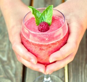 Frozen Raspberry Lemonade Recipe Easy