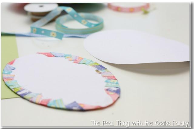 Handmade Easter Egg Cards