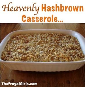 Hashbrown Casserole-Breakfast-Recipe-Recipes