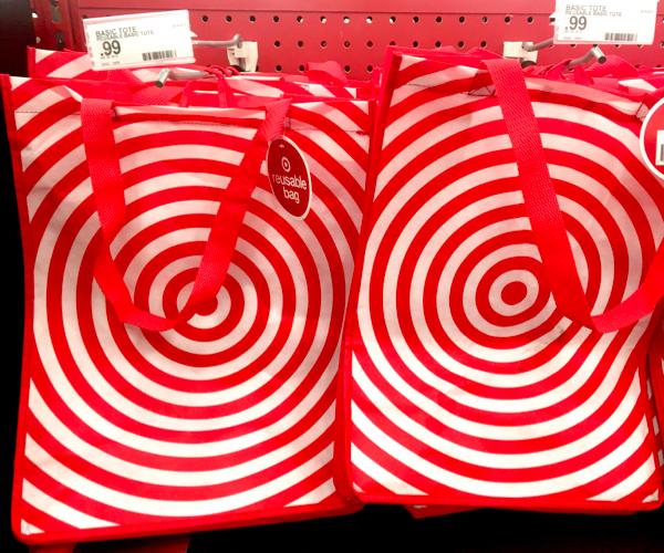 Target Bag Discount