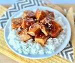 Crockpot Orange Chicken Recipe Four Ingredients