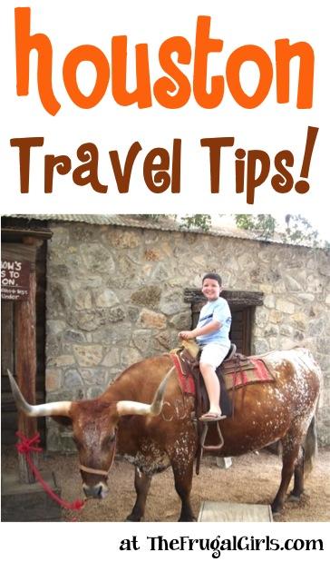 Houston Travel Tips