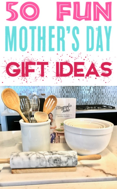Mother's Day Gifts Ideas - Find the perfect creative gift or DIY craft mom will LOVE