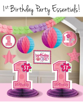 Gallery Of Gorgeous 1st Birthday Party Decoration Ideas Given Efficient Article