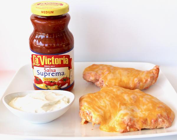 Crockpot Chicken Salsa Recipe