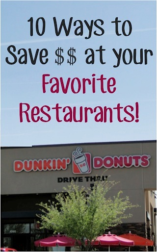 Eat Out Cheap from TheFrugalGirls.com
