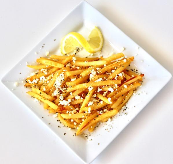 Greek Fries Recipe Best