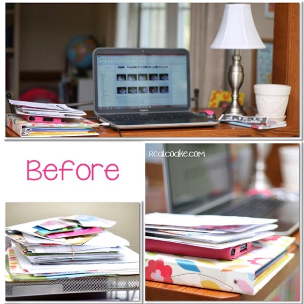 Organizing Your Desk at Home