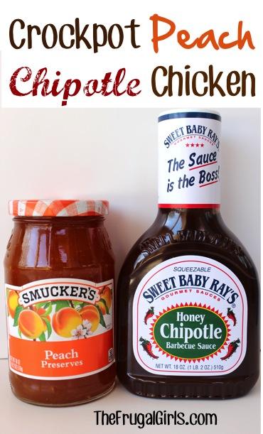 Recipe for Chipotle Chicken