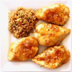 Easy Crockpot Mandarin Chicken Recipe