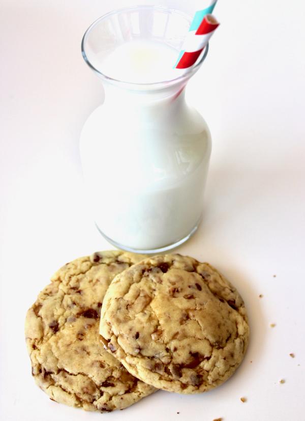 Heath Toffee Cookies Recipe
