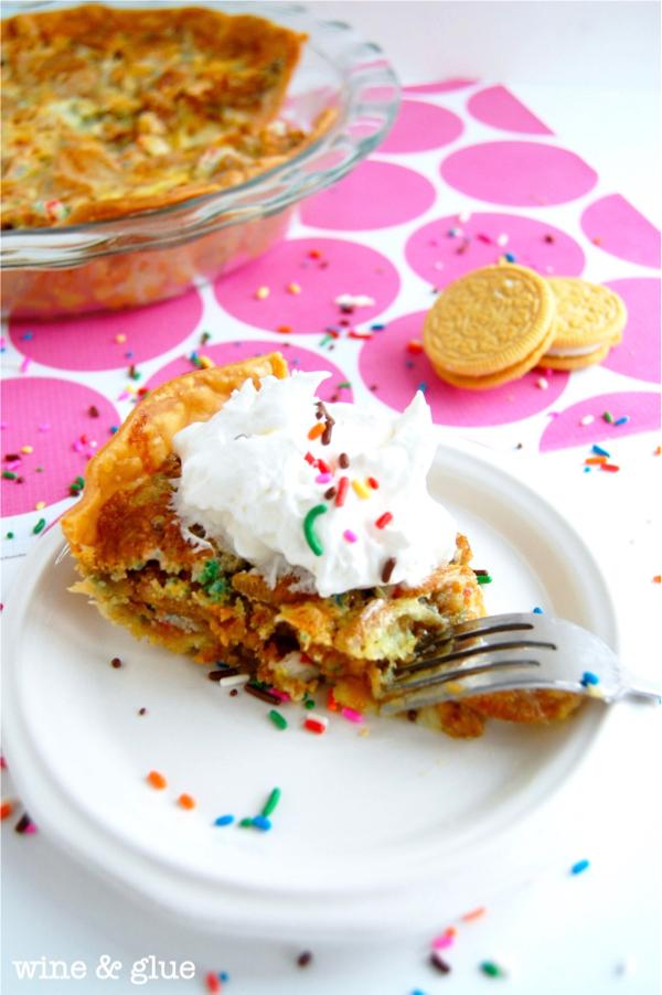 Golden Oreo Dessert Pie Recipe