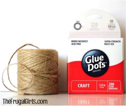 Twine Glue Dots