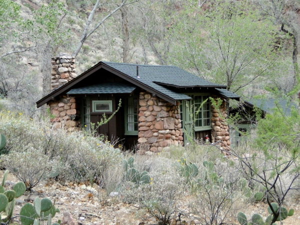 Phantom Ranch, bottom of the Grand Canyon from TheFrugalGirls.com
