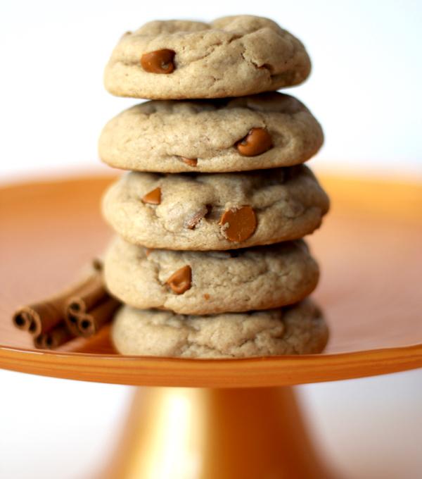 Cinnamon Spice Cake Mix Cookies Recipe