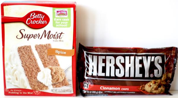 Spice Cake Mix Cookies Recipe