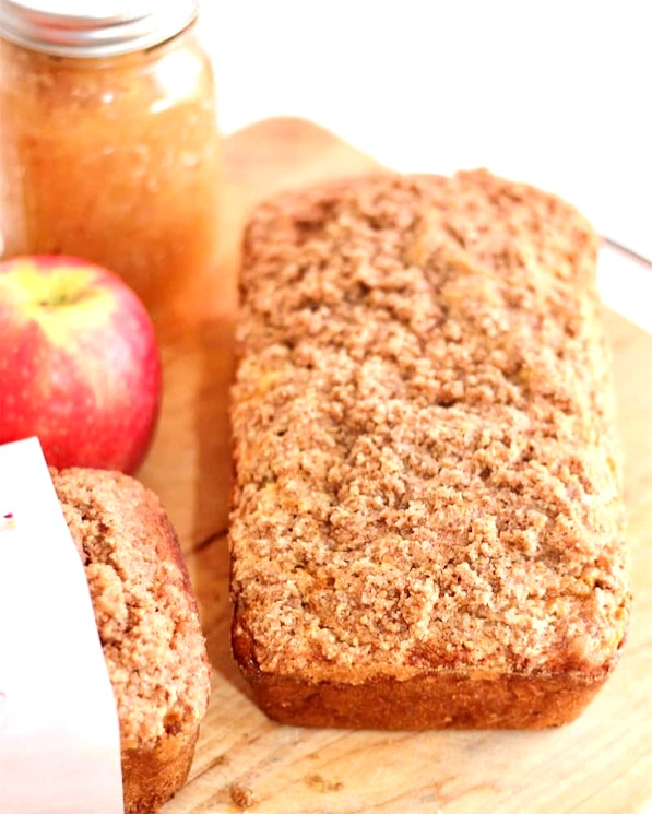 Apple Bread Recipe Moist Easy