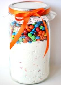 Funfetti Cookie Mix in a Jar