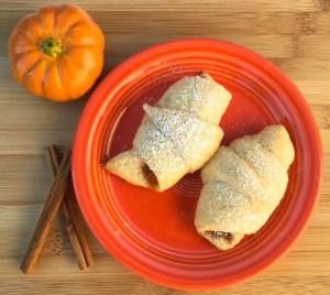 pumpkin-crescent-rolls