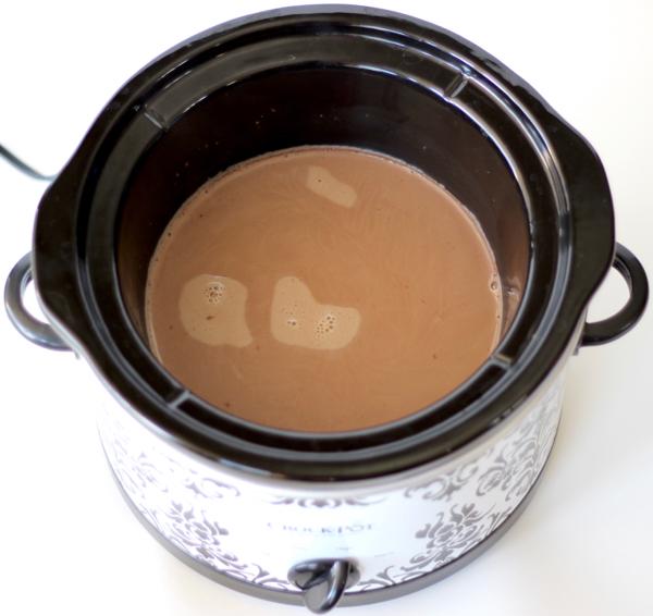 Crock Pot Caramel Hot Chocolate Recipe