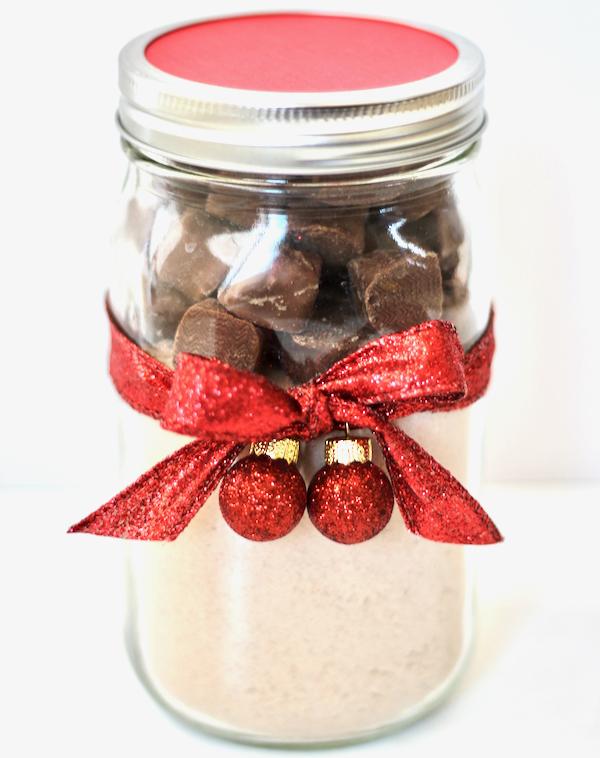 Milky Way Cookies in a Jar