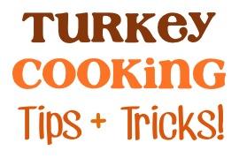 Turkey Cooking Tips Tricks