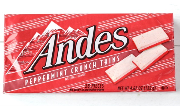 Andes Peppermint Crunch Thins Cookies Recipe
