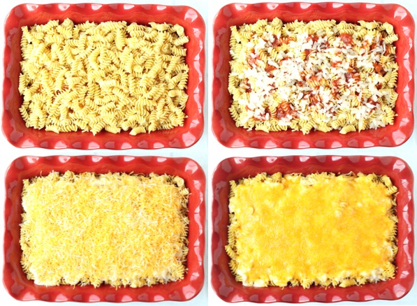 Cheese Pasta Casserole Recipes