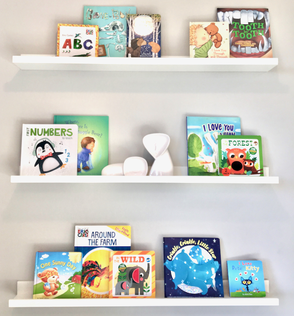 Playroom Wall Storage Ideas