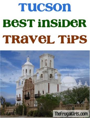 Tucson Travel Tips
