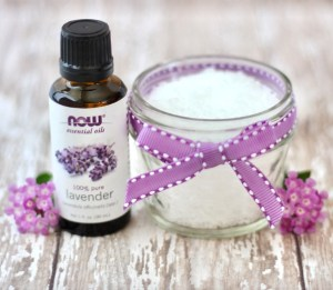 DIY Lavender Bath Salts Recipe